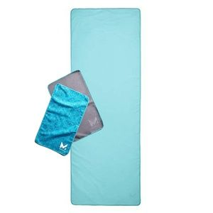 Mission VaporActive Yoga Mat Towel and 2-pack Hand